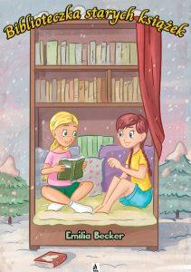 Emilia becker- Biblioteczka starych książek