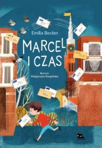 Marcel i czas-Emilia Becker-okładka